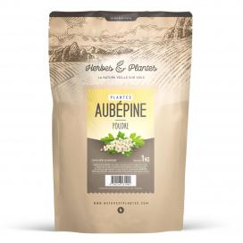 Aubépine - 1 Kg de poudre