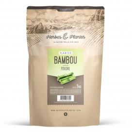 Bambou Tabashir - poudre 1 kg