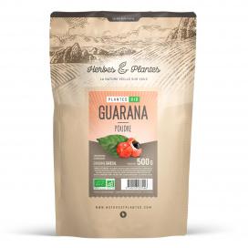 Guarana Bio - 500 g de poudre