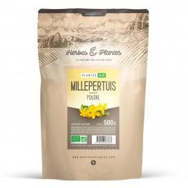 Millepertuis Bio en poudre - 500g