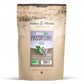 Passiflore Bio - 500gr de poudre