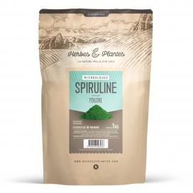 Spiruline - 1kg de poudre