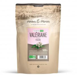 Valériane Bio (extrait) - 500gr de poudre
