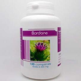 Bardane racine - 120 comprimés à 400 mg