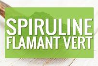 Spiruline Flamant Vert